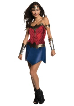 Wonder Woman Classic Womens Costume