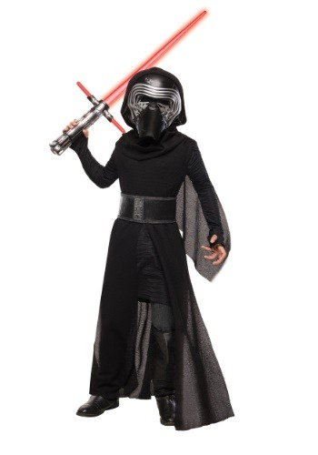 Kylo Ren Super Deluxe Boys Costume