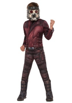 Deluxe Star Lord Child Costume