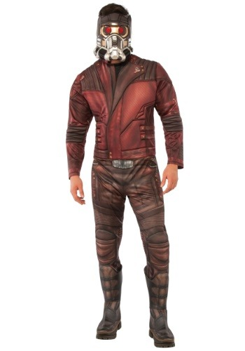 Deluxe Star-Lord Mens Costume