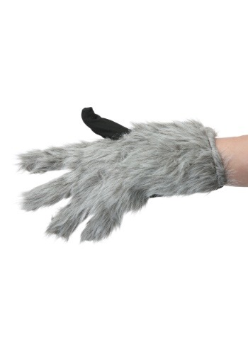 Rocket Raccoon Child Gloves