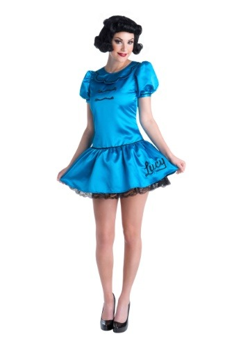 Adult Deluxe Lucy Costume