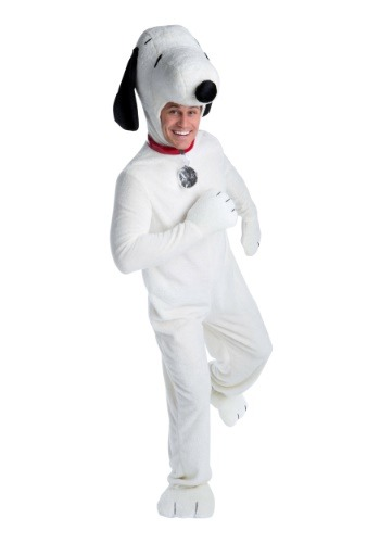 Snoopy Deluxe Adult Costume