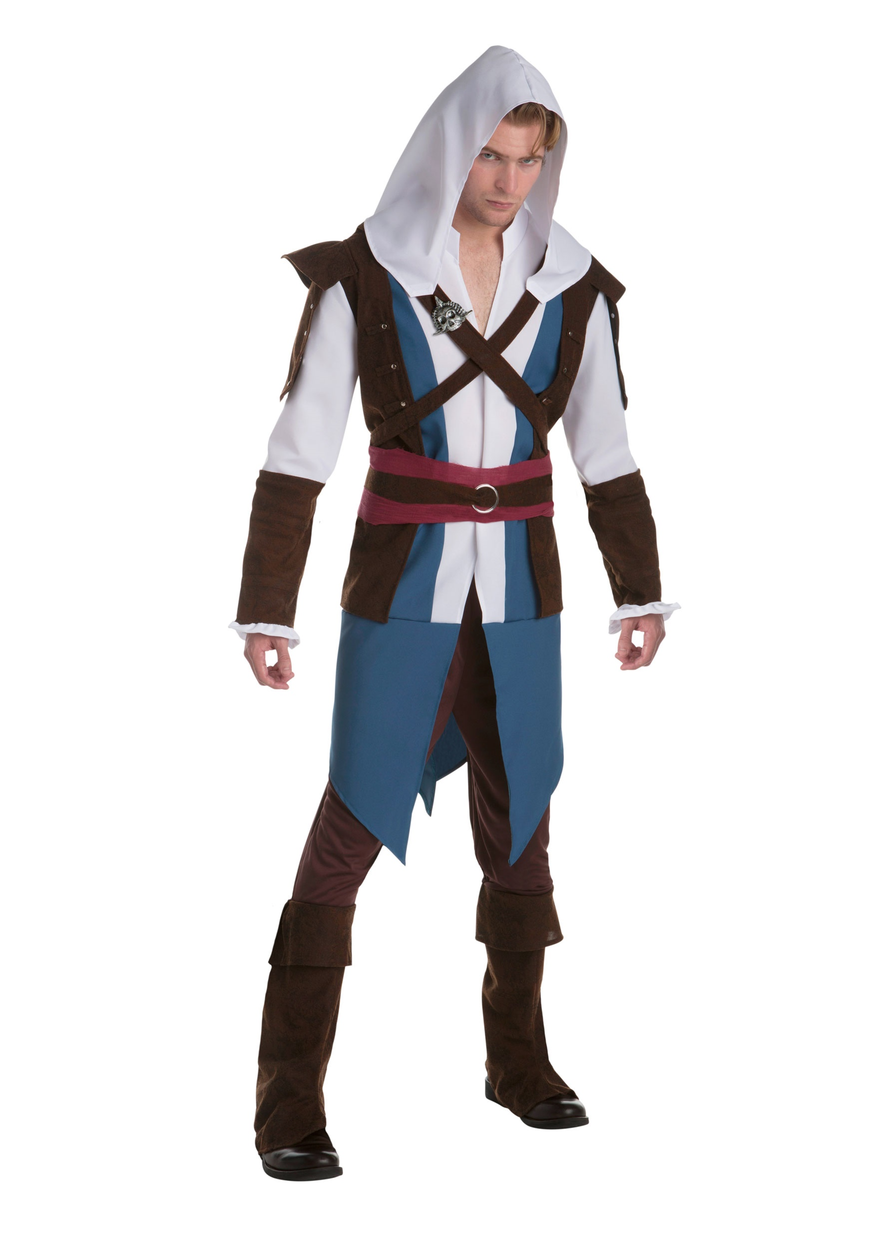 Assassins Creed Edward Kenway Costume For Men