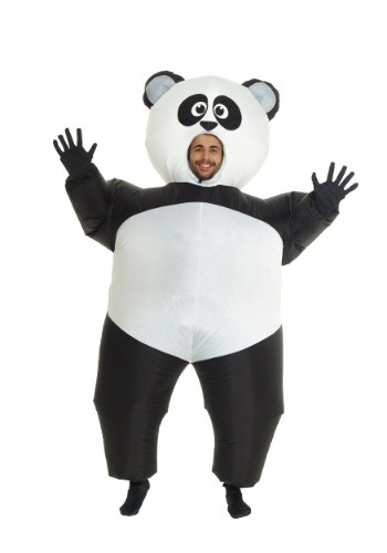 Inflatable Panda Adult Costume