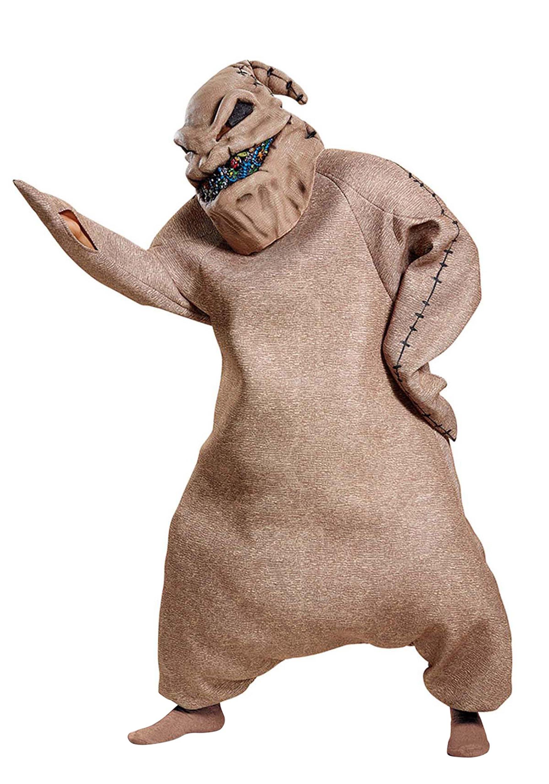 7cf1ae4c3a8 Oogie Boogie Prestige Costume from Nightmare Before Christmas