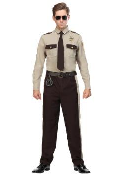 Plus Size Men's Sheriff Costume