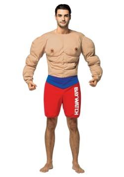 Men's Baywatch Muscles Costume