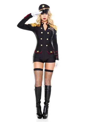 Women's Military General Costume