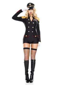 Women's Military General Costume