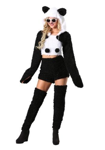 Women's Precious Panda Costume