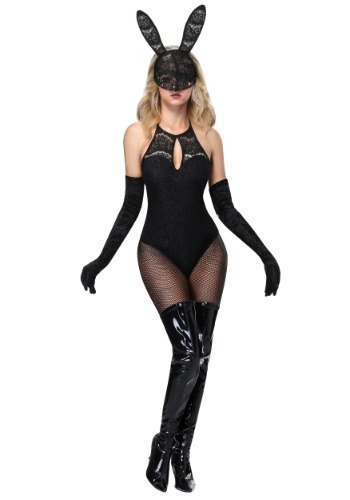 Lace Bunny Womens Costume