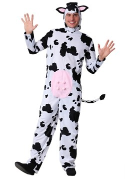 Adult's Cow Costume
