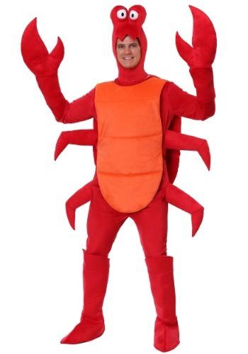 Men's Crab Costume