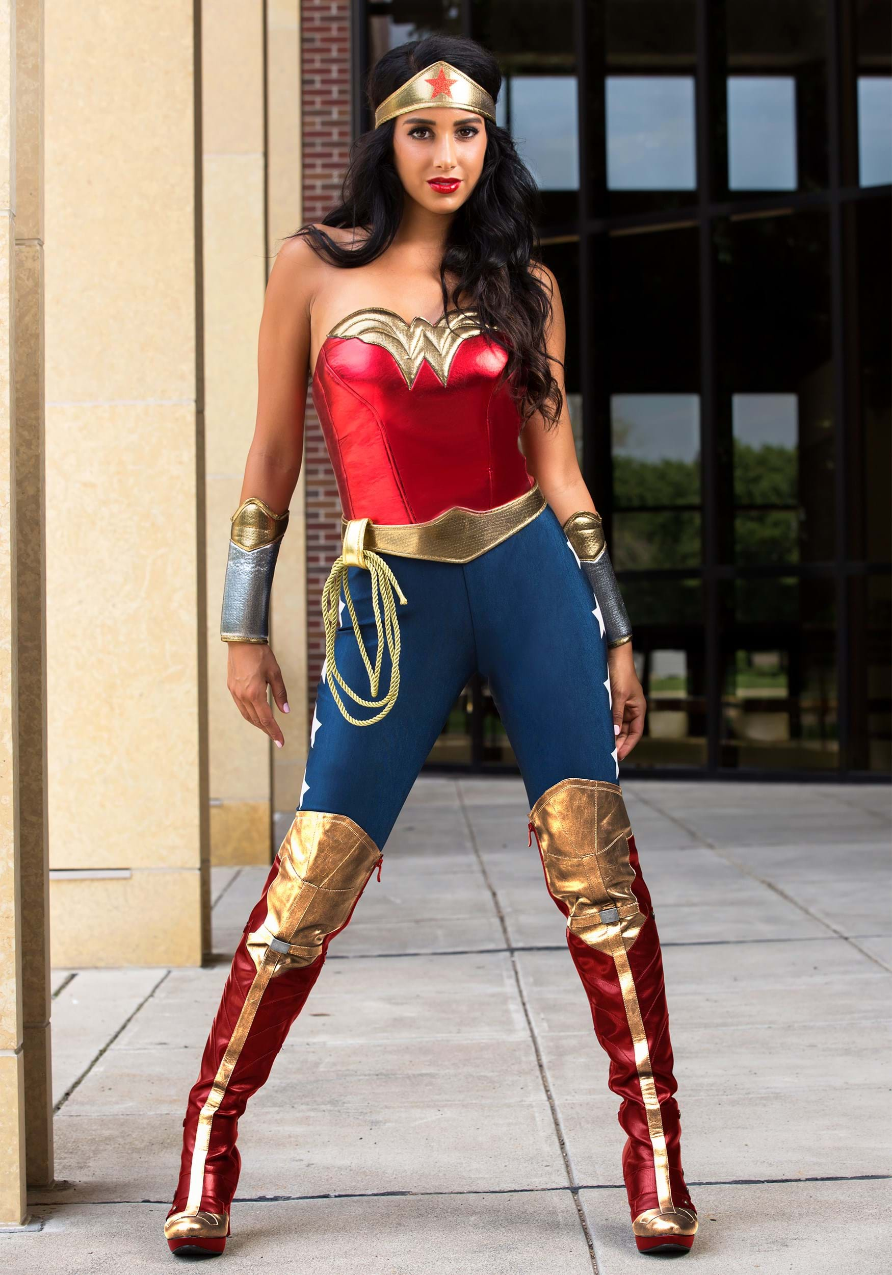 Where to buy wonder woman costume-4688