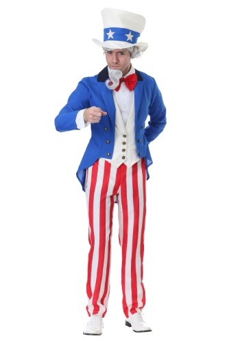 Classic Uncle Sam Costume