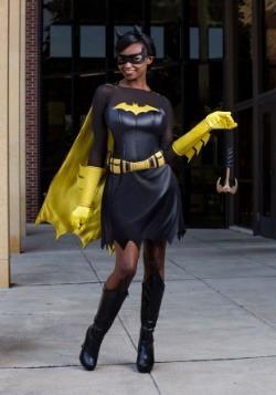 DC Deluxe Women's Batgirl Costume