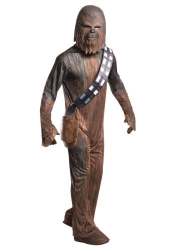 Chewbacca Deluxe Mens Costume