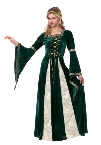Women's Renaissance Maiden Costume