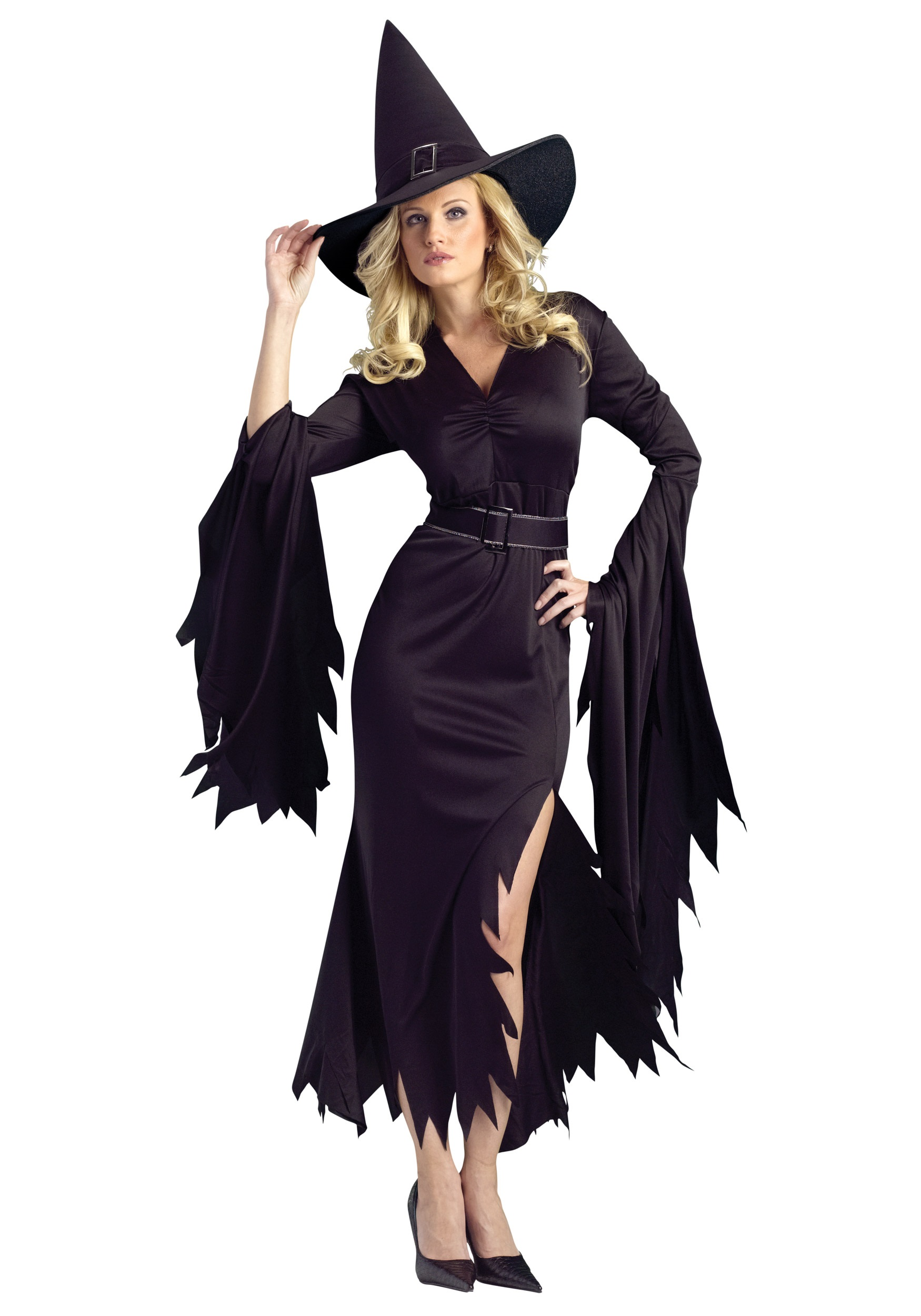 dea2007c4f8 Gothic Witch Costume