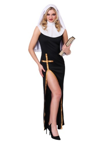 Women's Holy Nun Costume