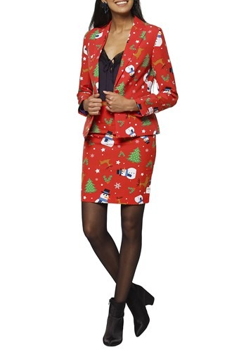 Women's Ms. Christmas OppoSuit