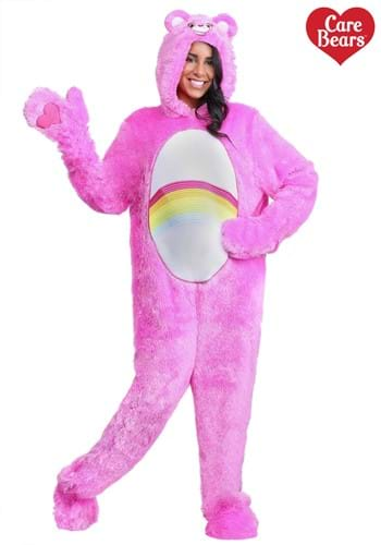 Care Bears Adult Plus Classic Cheer Bear Costume