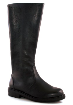 Men's Tall Black Costume Boots