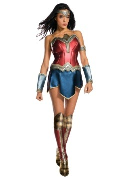 Wonder Woman Movie Costume