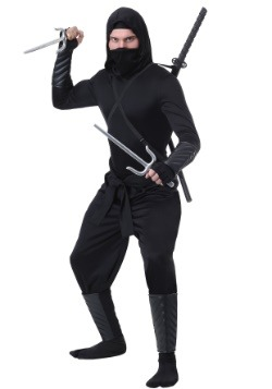 Adult Stealth Shinobi Ninja Costume