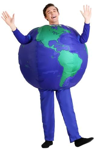Adult Inflatable Earth Costume