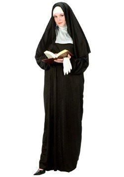 Plus Size Nun Costume