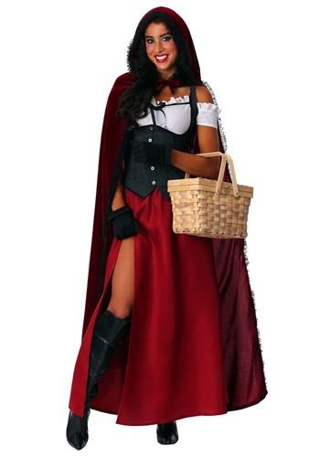 Ravishing Red Riding Hood Women's Costume