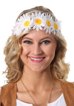 Women's Daisy Flower Crown