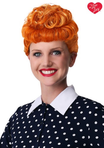 I Love Lucy Women's Wig