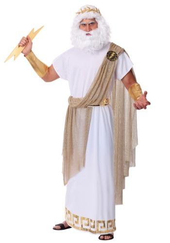 Men's Zeus Costume