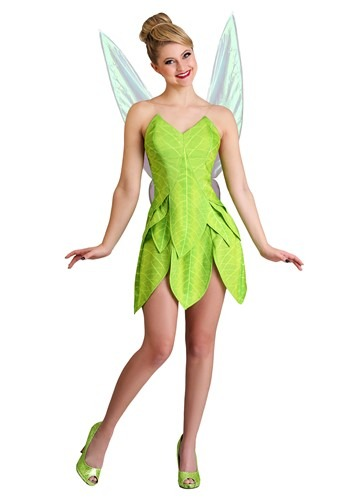 Adult's Fairytale Tink Costume