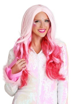Pink Ombré Wig