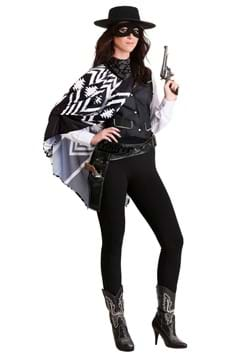 Women's Plus Size Bad Bandit Costume
