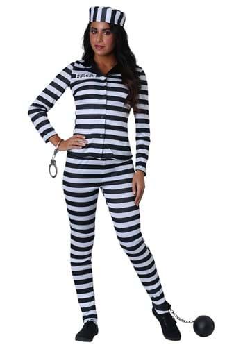 Women's Incarcerated Cutie Costume