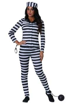 Women's Plus Size Incarcerated Cutie Costume