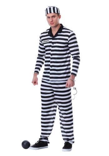 Men's Plus Size Jailbird Costume-update1