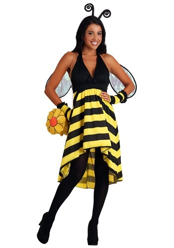 Women's Bumble Bee Beauty Costume