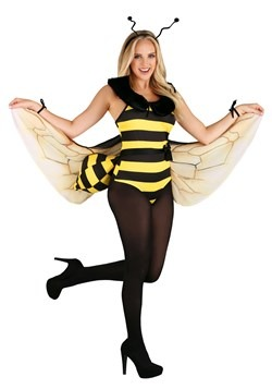 Women's Honey Bee Bodysuit Costume