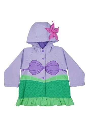 Little Mermaid Ariel Raincoat