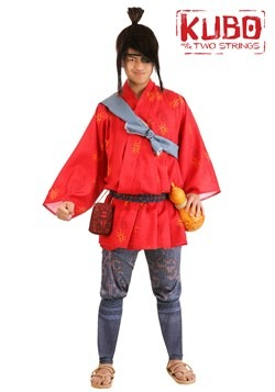 Adult Kubo Costume