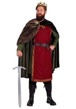 Adult Medieval King Costume