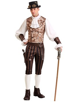Steampunk Dandy Costume Men's