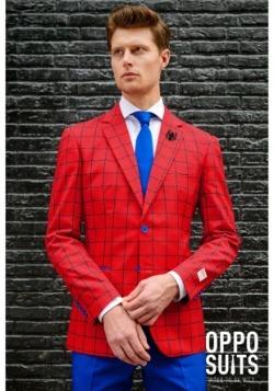 Men's OppoSuits Spider-Man Suit