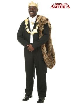 Plus Size Coming to America Akeem Costume